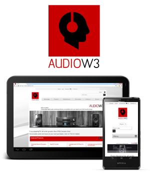 BOUTIQUE AUDIOW3