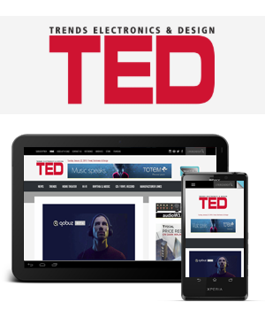 SITE WEB TED PUBLICATION